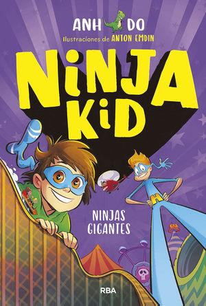 NINJA KID 6: NINJAS GIGANTES