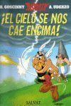 ASTÉRIX 33: EL CIELO SE NOS CAE ENCIMA!