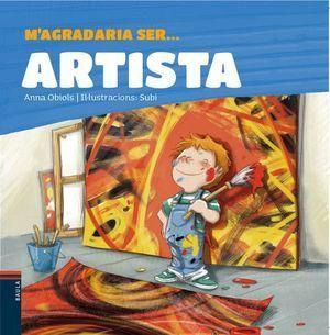 M'AGRADARIA SER... 9: ARTISTA
