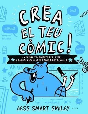 CREA EL TEU COMIC!
