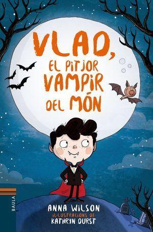 VLAD, EL PITJOR VAMPIR DEL MÓN 1