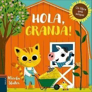 HOLA: HOLA, GRANJA!