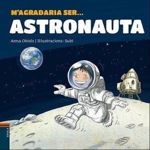 M'AGRADARIA SER... 12: ASTRONAUTA