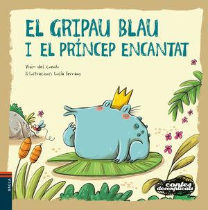 CONTES DESEXPLICATS 17: EL GRIPAU BLAU I EL PRÍNCEP ENCANTAT