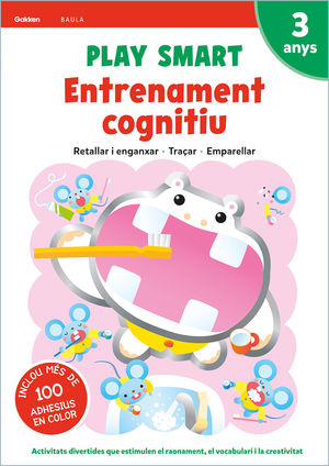 PLAY SMART ENTRENAMENT COGNITIU 3 ANYS