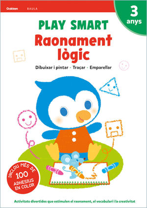 PLAY SMART RAONAMENT LÒGIC 3 ANYS