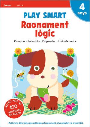 PLAY SMART RAONAMENT LÒGIC 4 ANYS