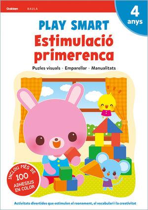 PLAY SMART ESTIMULACIÓ PRIMERENCA 4 ANYS