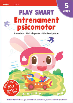 PLAY SMART ENTRENAMENT PSICOMOTOR 5 ANYS