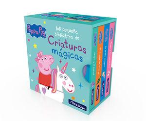 MI PEQUEÑA BIBLIOTECA DE CRIATURAS MÁGICAS