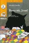 SOPA DE LLIBRES: BONA NIT, JOAN!