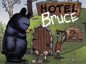 BRUCE 2: HOTEL BRUCE CAT