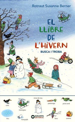 EL LLIBRE DE L'HIVERN. BUSCA I TROBA