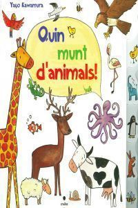 QUIN MUNT D'ANIMALS!