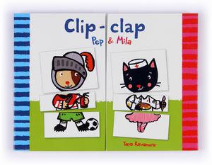 PEP I MILA: CLIP-CLAP