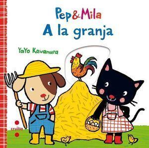 PEP & MILA: A LA GRANJA