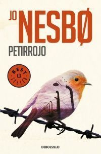 HARRY HOLE 3: PETIRROJO