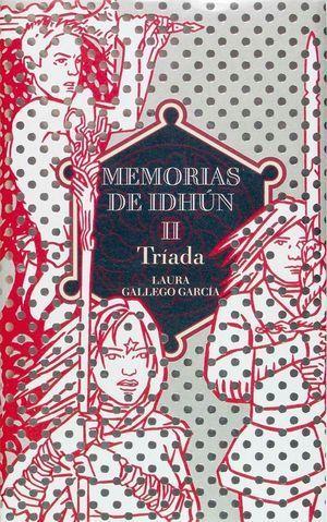 MEMORIAS DE IDHÚN 2: TRÍADA CAST