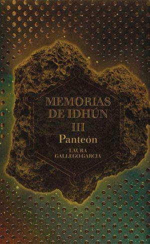 MEMORIAS DE IDHÚN 3:  PANTEÓN CAST
