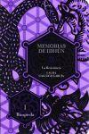 MEMORIAS DE IDHÚN 1: LA RESISTENCIA. LA BÚSQUEDA CAST