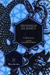 MEMORIAS DE IDHÚN 2: LA RESISTENCIA. REVELACIÓN CAST