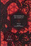 MEMORIAS DE IDHÚN 6: PANTEÓN. GENESIS CAST