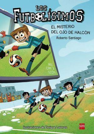 LOS FUTBOLISIMOS 4: EL MISTERIO DEL OJO DE HALCÓN