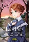 CLASICOS MANGA: JANE EYRE