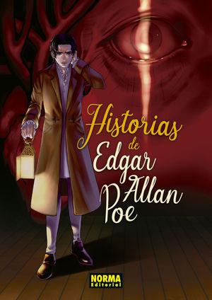 CLÁSICOS MANGA: HISTORIAS DE EDGAR ALLAN POE