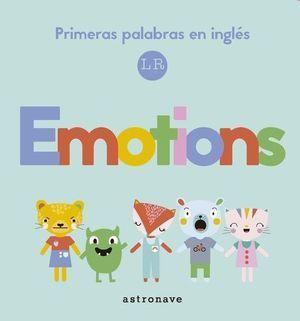 PRIMERAS PALABRAS EN INGLÉS: EMOTIONS