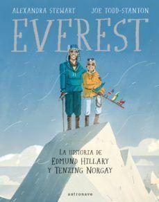 EVEREST. LA HISTORIA DE EDMUND HILLARY I TENZING NORGAY