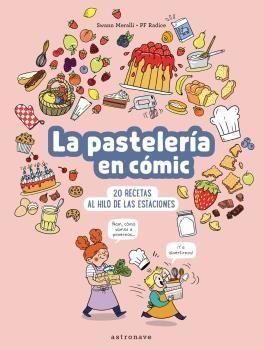 LA PASTELERIA EN COMIC