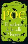 EL JOVEN POE 1: EL MISTERIO DE LA CALLE MORGUE