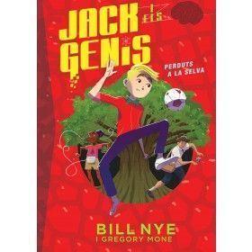 JACK I ELS GENIS 3: JACK I ELS GENIS PERDUTS A LA SELVA
