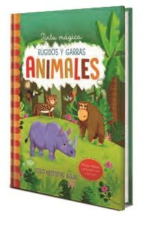 TINTA MÁGICA: ANIMALES