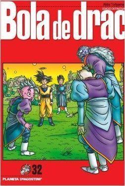 BOLA DE DRAC: 32