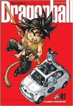 DRAGON BALL Nº 1