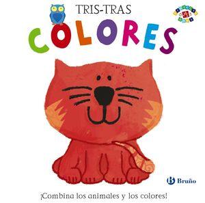 TRIS-TRAS: COLORES