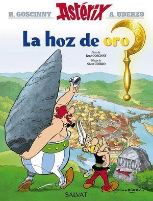 ASTERIX 2: LA HOZ DE ORO