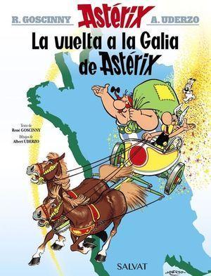 ASTÉRIX 5: LA VUELTA A LA GALIA DE ASTɐRIX