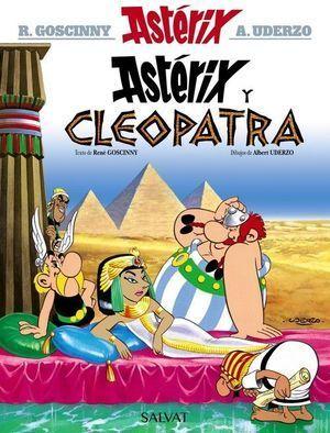 ASTɐRIX 6: Y CLEOPATRA