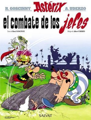 ASTÉRIX 7: EL COMBATE DE LOS JEFES