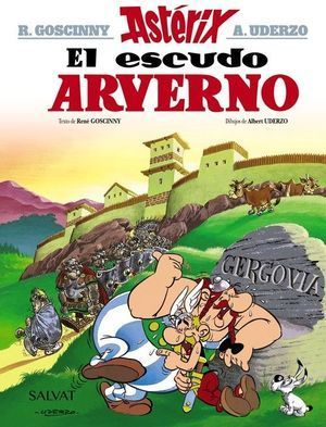 ASTÉRIX 11: EL ESCUDO ARVERNO