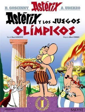 ASTɐRIX 12: Y LOS JUEGOS OLÍMPICOS