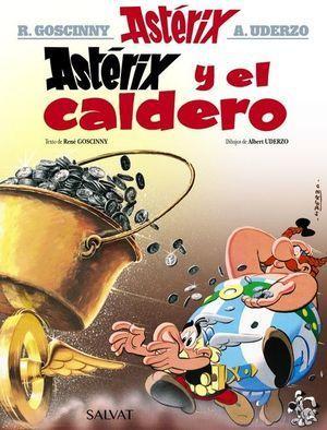 ASTÉRIX 13: Y EL CALDERO