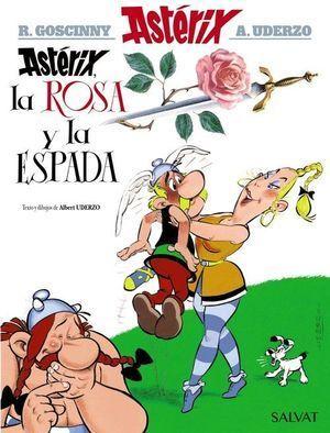 ASTÉRIX 29:  LA ROSA Y LA ESPADA