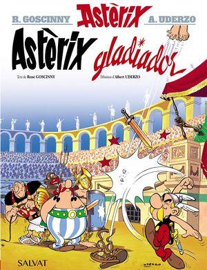 ASTÈRIX GLADIADOR