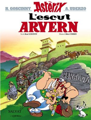 ASTERIX 11: L'ESCUT ARVERN