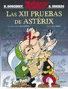 ASTÉRIX: LAS XII PRUEBAS DE ASTÉRIX