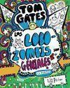 TOM GATES 11: LOS LOBOZOMBIS SON GENIALES (Y PUNTO)